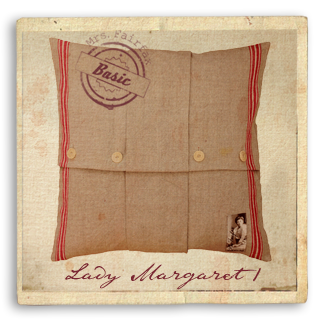 Lady Margaret - Kissen Margaret 1